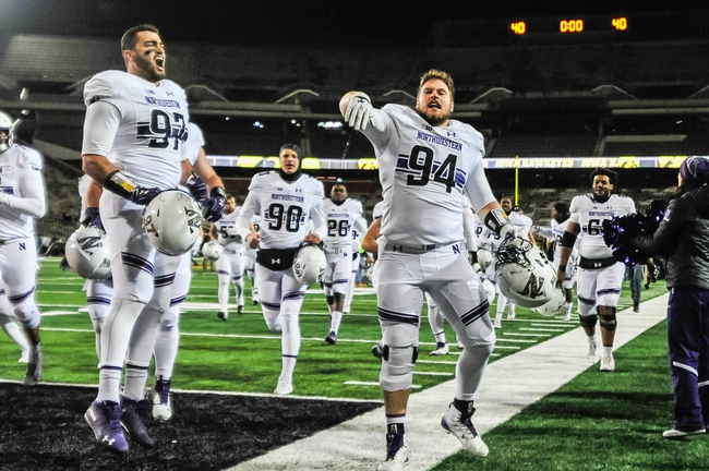 Northwestern vs. Iowa - 10/26/19 College Football Pick, Odds, and Prediction