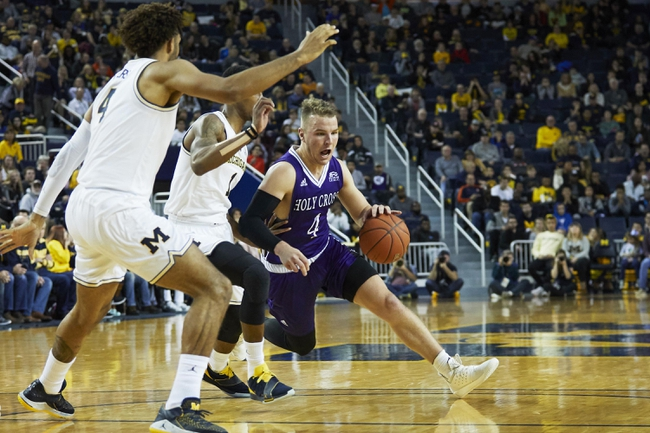 Siena vs. Holy Cross - 11/18/18 College Basketball Pick, Odds, and Prediction
