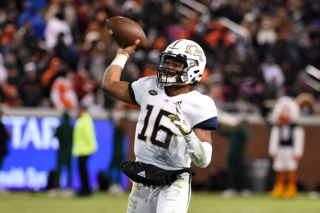 Georgia Tech vs. Virginia - 11/17/18 College Football Pick, Odds, and Prediction