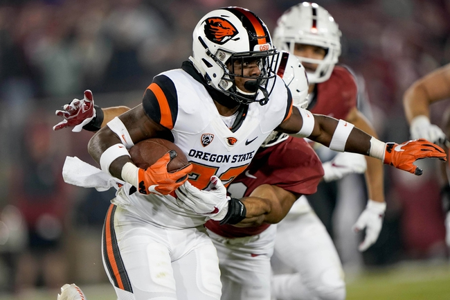 Oregon State Beavers 2020 Win Total - College Football Pick, Odds and Prediction