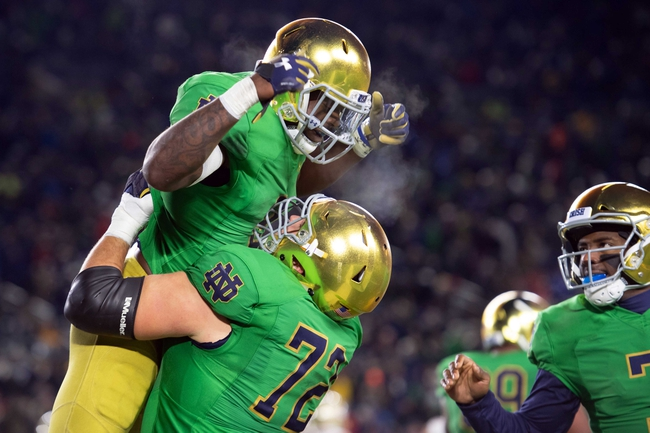 Notre Dame vs. Syracuse - 11/17/18 College Football Pick, Odds, and Prediction