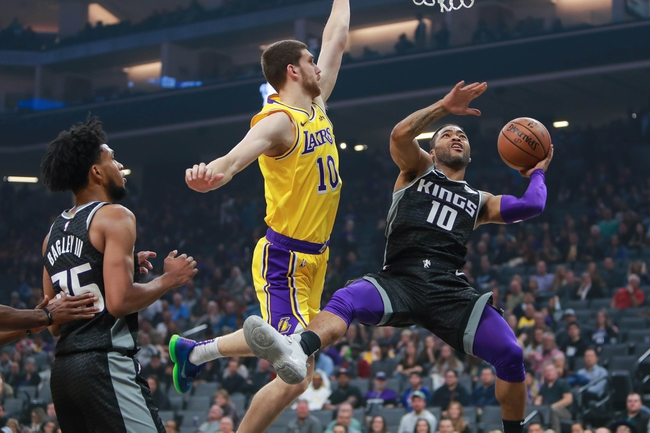 Sacramento Kings vs. Los Angeles Lakers - 12/27/18 NBA Pick, Odds, and Prediction