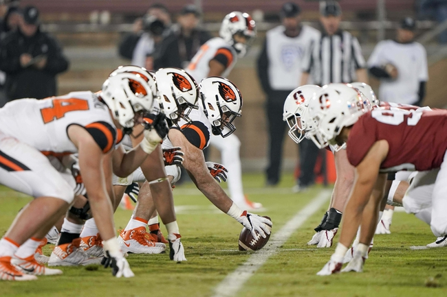 Oregon State vs. Stanford - 9/28/19 College Football Pick, Odds, and Prediction