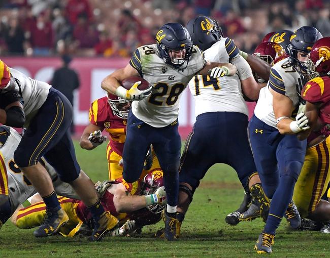 California vs. Colorado - 11/24/18 College Football Pick, Odds, and Prediction