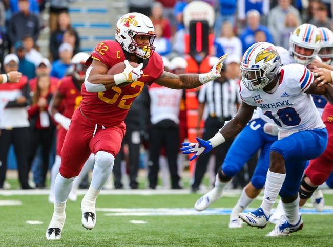 Iowa State vs. Drake - 12/1/18 College Football Pick, Odds, and Prediction