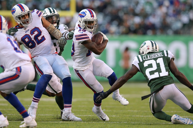 Buffalo Bills vs. New York Jets - 12/9/18 NFL Pick, Odds, and Prediction