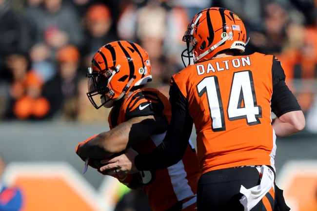Arizona Cardinals at Cincinnati Bengals - 10/6/19 NFL Pick, Odds, and Prediction