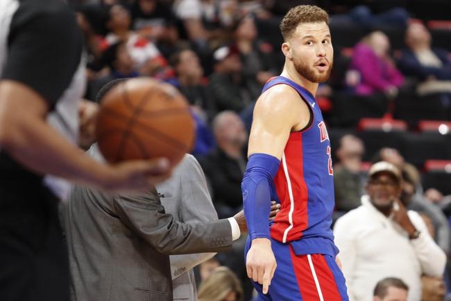 Charlotte Hornets vs. Detroit Pistons - 12/12/18 NBA Pick, Odds, and Prediction
