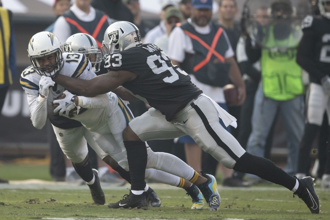 Arizona Cardinals vs. Oakland Raiders - 11/18/18 NFL Pick, Odds, and Prediction