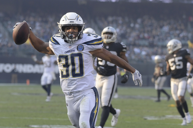Oakland Raiders vs. Los Angeles Chargers - 11/7/19 NFL Pick, Odds, and Prediction