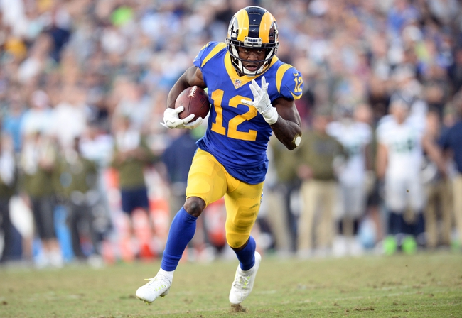 Los Angeles Rams vs. San Francisco 49ers - 12/30/18 NFL Pick, Odds, and Prediction