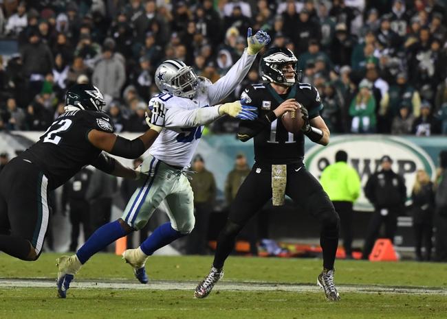 Dallas Cowboys vs. Philadelphia Eagles - 12/9/18 NFL Pick, Odds, and Prediction