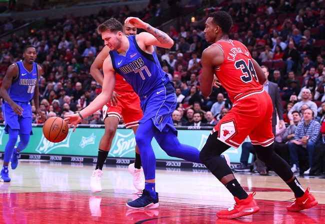 Dallas Mavericks vs. Chicago Bulls - 1/6/20 NBA Pick, Odds & Prediction