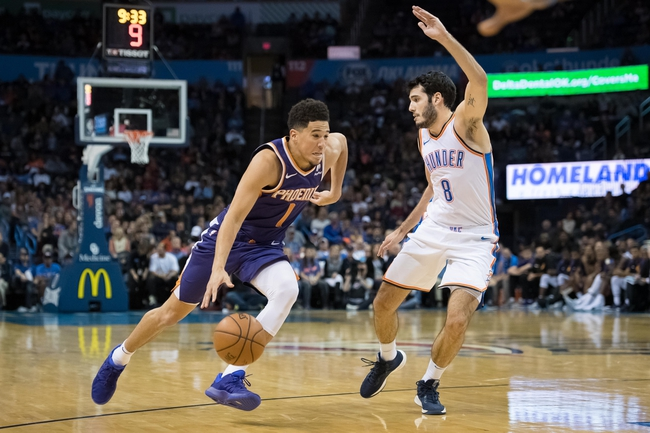 Phoenix Suns vs. Oklahoma City Thunder - 11/17/18 NBA Pick, Odds, and Prediction