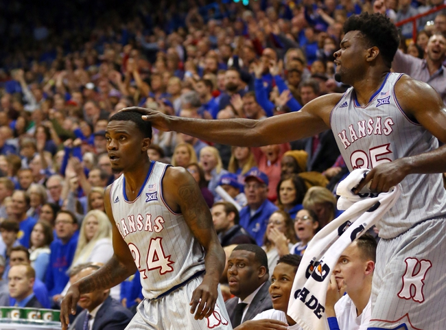 Kansas vs. Louisiana - 11/16/18 College Basketball Pick, Odds, and Prediction