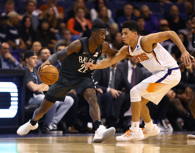 Brooklyn Nets vs. Phoenix Suns - 12/23/18 NBA Pick, Odds, and Prediction