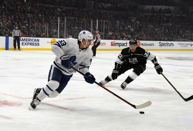 Toronto Maple Leafs vs. Los Angeles Kings - 11/5/19 NHL Pick, Odds, and Prediction