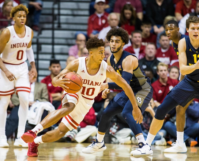 Arkansas vs. Indiana - 11/18/18 College Basketball Pick, Odds, and Prediction