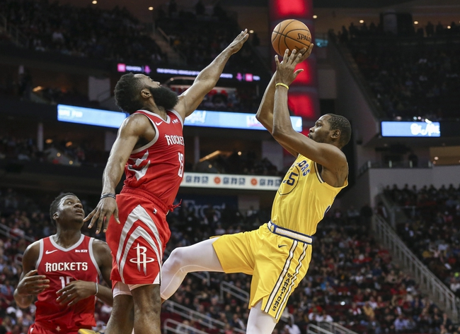 Golden State Warriors vs. Houston Rockets - 1/3/19 NBA Pick, Odds, and Prediction