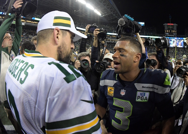 Seattle Seahawks at Green Bay Packers - 1/12/20 NFL Playoffs Pick, Odds, and Prediction