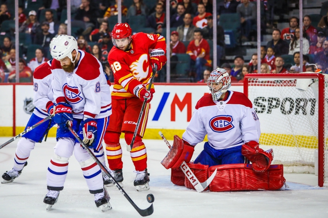 Calgary Flames vs. Montreal Canadiens - 12/19/19 NHL Pick, Odds, and Prediction