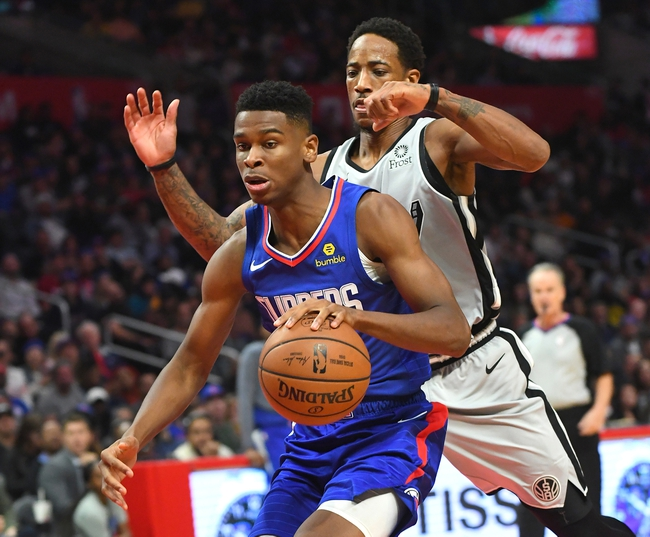 San Antonio Spurs vs. Los Angeles Clippers - 12/13/18 NBA Pick, Odds, and Prediction