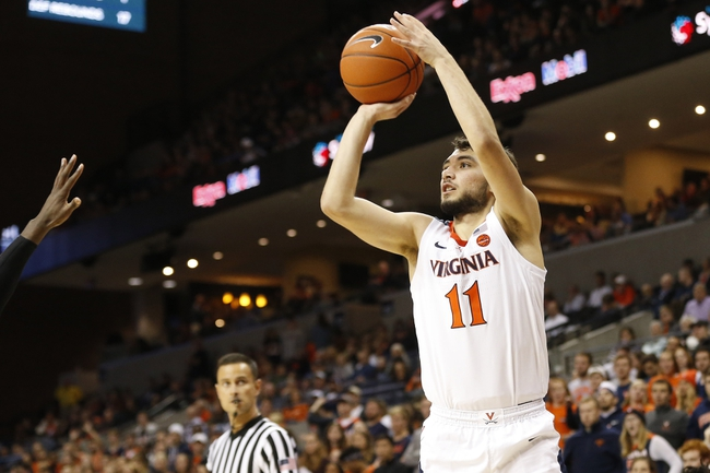 Middle Tennessee vs. Virginia - 11/21/18 College Basketball Pick, Odds, and Prediction
