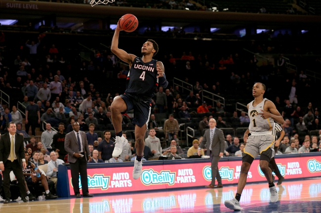Connecticut vs. Cornell - 11/20/18 College Basketball Pick, Odds, and Prediction
