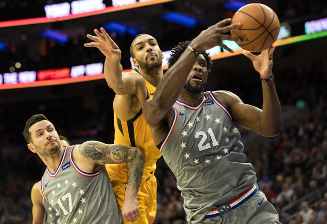 Utah Jazz vs. Philadelphia 76ers - 12/27/18 NBA Pick, Odds, and Prediction