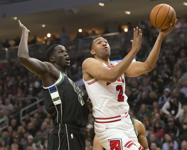 Milwaukee Bucks vs. Chicago Bulls - 11/28/18 NBA Pick, Odds, and Prediction