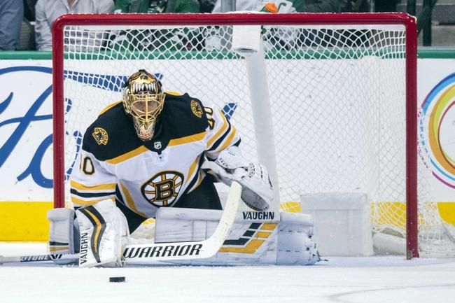 Dallas Stars vs. Boston Bruins - 10/3/19 NHL Pick, Odds, and Prediction