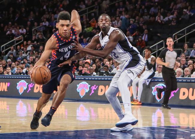 Orlando Magic vs. New York Knicks - 11/18/18 NBA Pick, Odds, and Prediction