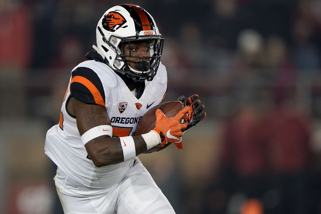Oregon State Beavers 2020 Win Total - College Football Pick and Prediction