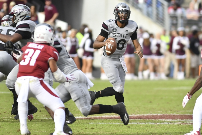 Louisiana vs. Mississippi State - 8/31/19 College Football Pick, Odds and Prediction