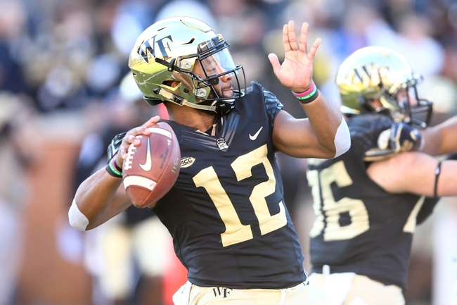 Duke vs. Wake Forest - 11/24/18 College Football Pick, Odds, and Prediction