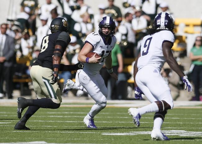 TCU vs. Oklahoma State - 11/24/18 College Football Pick, Odds, and Prediction