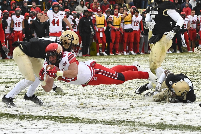 Utah Utes vs. Colorado Buffaloes - 11/30/19 NCAAF Pick, Odds, and Prediction