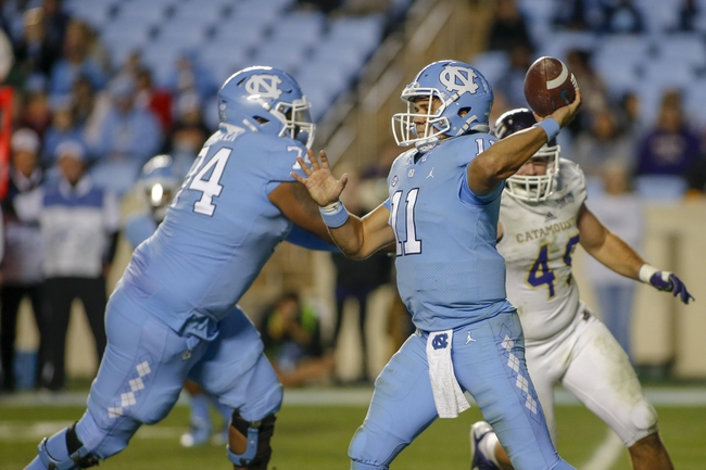 North Carolina vs. NC State - 11/24/18 College Football Pick, Odds, and Prediction