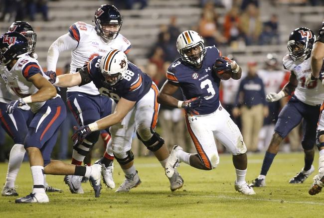 Alabama vs. Auburn - 11/24/18 College Football Pick, Odds, and Prediction