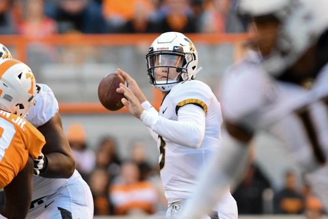 Missouri vs. Arkansas - 11/23/18 College Football Pick, Odds, and Prediction