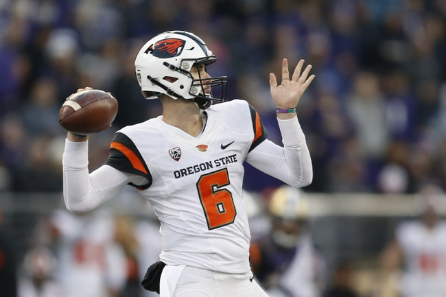 Oregon State vs. Oklahoma State - 8/30/19 College Football Pick, Odds, and Prediction