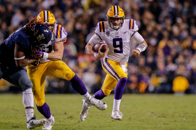 Texas A&M vs. LSU - 11/24/18 College Football Pick, Odds, and Prediction