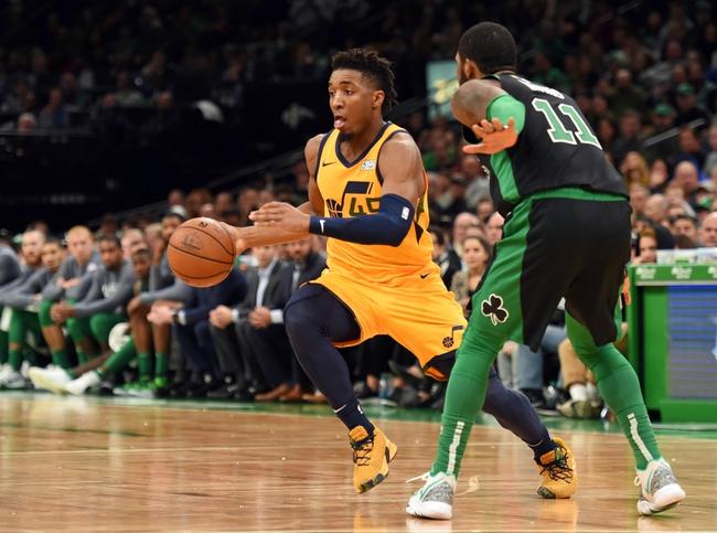 Utah Jazz vs. Boston Celtics - 2/26/20 NBA Pick, Odds, and Prediction