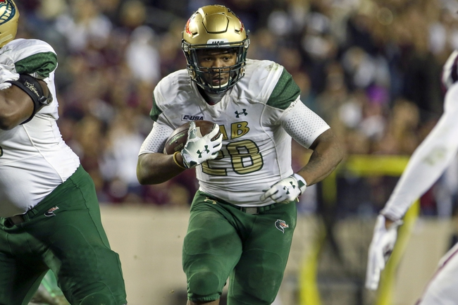Middle Tennessee vs. UAB - 11/24/18 College Football Pick, Odds, and Prediction