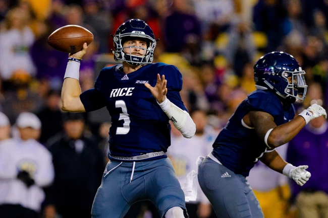 Rice vs. Old Dominion - 11/24/18 College Football Pick, Odds, and Prediction