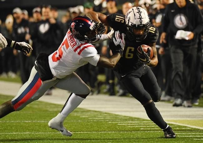 Vanderbilt vs. Tennessee - 11/24/18 College Football Pick, Odds, and Prediction