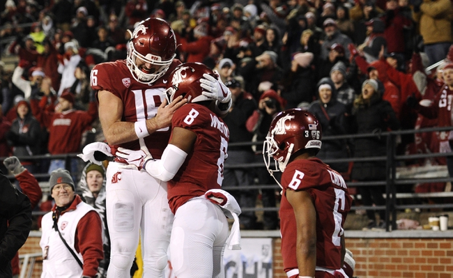 Washington State vs. Washington - 11/23/18 College Football Pick, Odds, and Prediction
