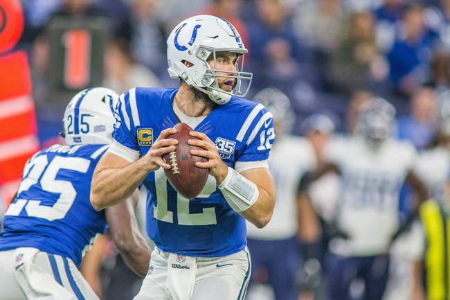 Indianapolis Colts vs. Miami Dolphins - 11/25/18 NFL Pick, Odds, and Prediction