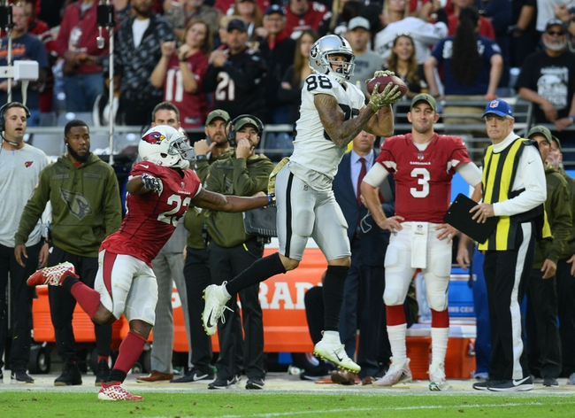 Arizona Cardinals vs. Oakland Raiders - 8/15/19 NFL Preseason Pick, Odds, and Prediction