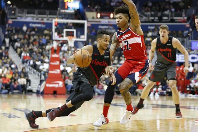 Washington Wizards vs. Portland Trail Blazers - 1/3/20 NBA Pick, Odds & Prediction